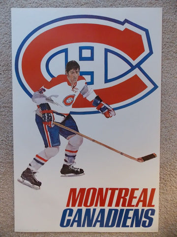 NHL Posters - Montreal Canadiens