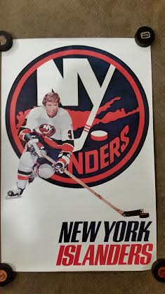 NHL Posters - New York Islanders