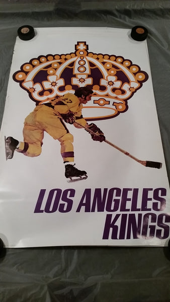 NHL Posters - Los Angeles Kings