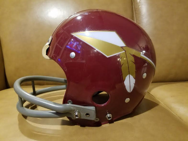 Vintage Washington Redskins Football helmet