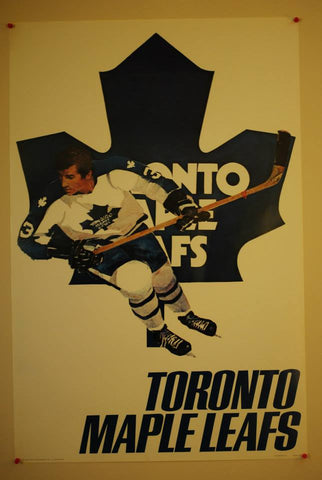 NHL Posters - Toronto Maple Leafs