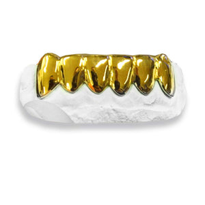 The Classic-real-gold-custom-grillz