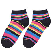 Ankle Socks - Cool Stripes