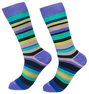 Assorted Socks (4 Pairs) - Hipster Colors
