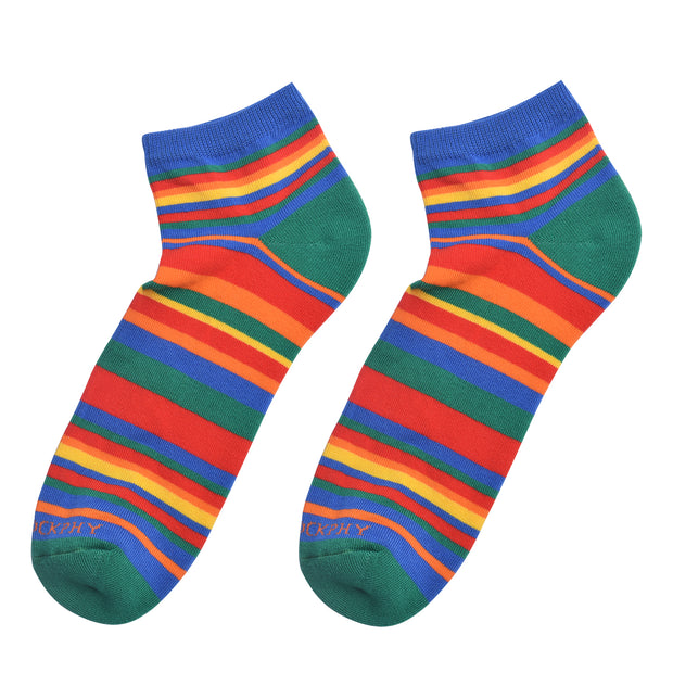 Ankle Socks - Cooler Stripes