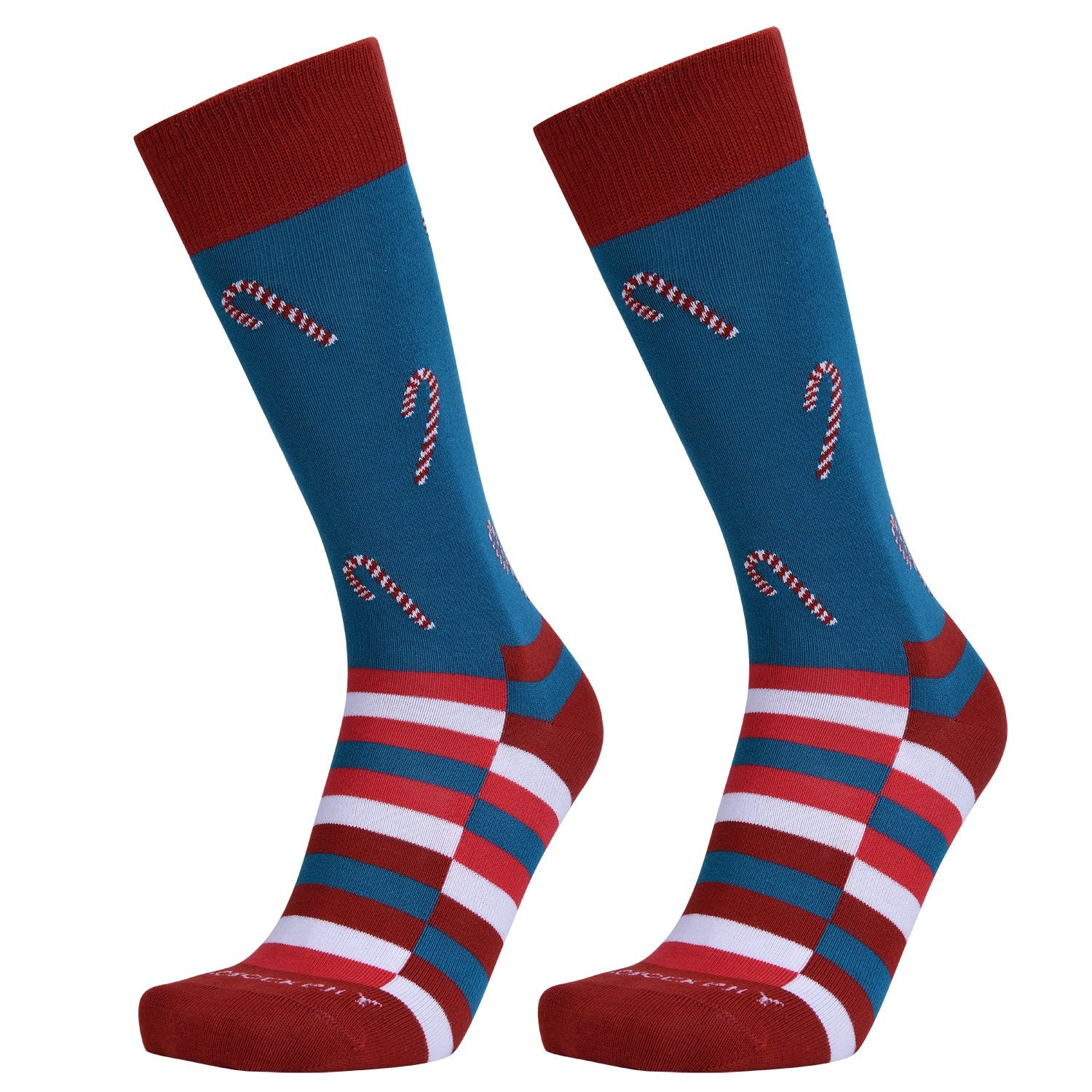 Socks-Holiday-Cool-Patterns-Crew-Socks-1