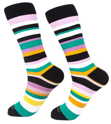 Socks-Standard-Stripes-Cool-Patterns-Crew-Socks-pop