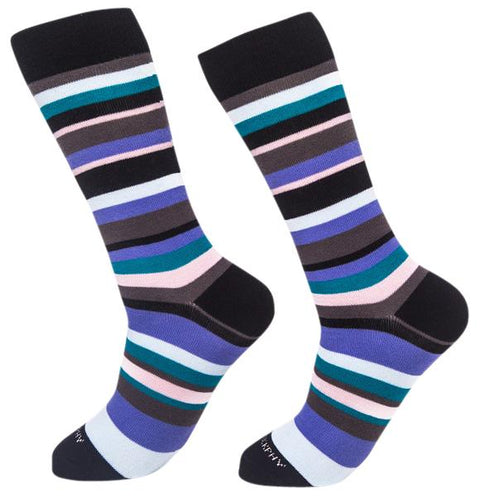Assorted Socks (4 Pairs) - Edgy
