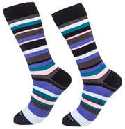 Socks-Standard-Stripes-Cool-Patterns-Crew-Socks-sky