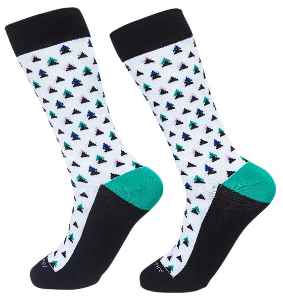 Socks-Triangle-Me-Cool-Patterns-Crew-Socks-sky