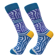 Assorted Socks (4 Pairs) - Gallant Patterns