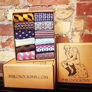 Socks - 6some Package - Sock Of The Month Club