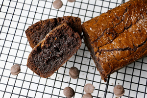 gula melaka dark chocolate brownie recipe