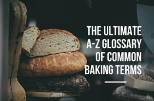 Common baking terms