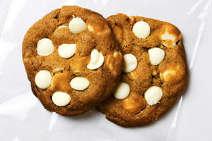 RECIPE: Gula Melaka White Chocolate Cookies – Chewy Caramel Cookies Made By Substituting Brown Sugar With Palm Sugar