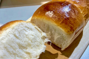 Milk Bread Loaf Recipe