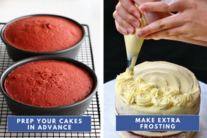 things to know before frosting a cake