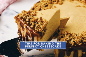 cheesecake baking tips