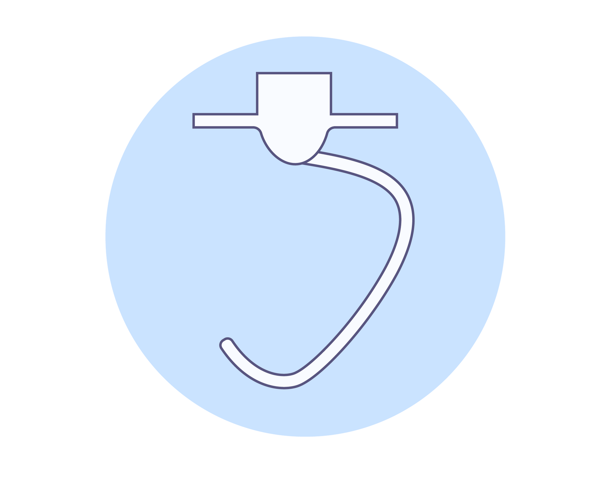 c shape dough hook