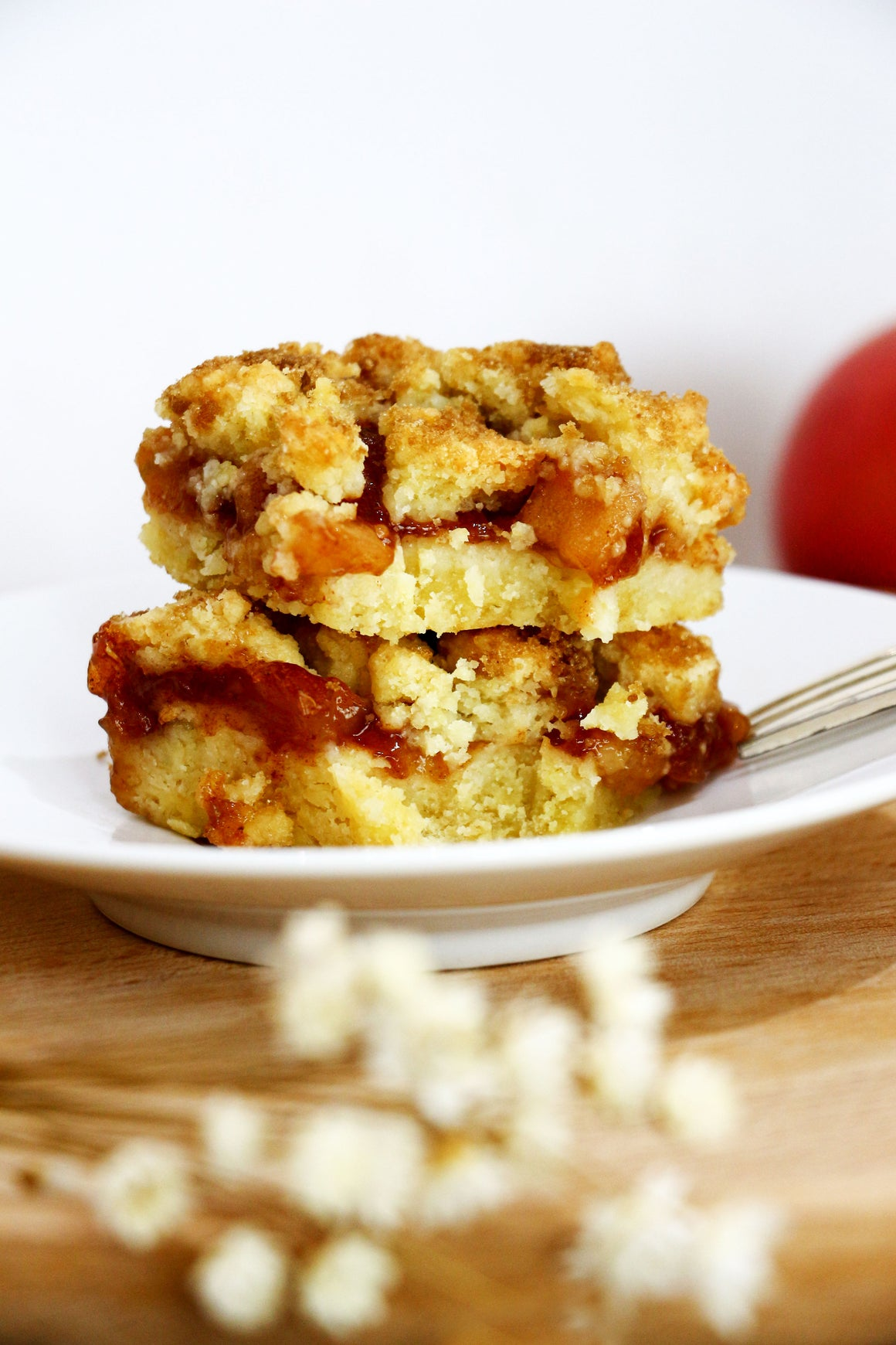 Apple Of My Eye | Apple Pie Crumble Bars Ltd. Ed.