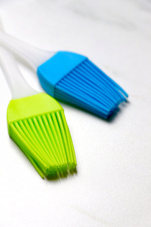 Assorted Silicone Pastry Brush (Small-sized)