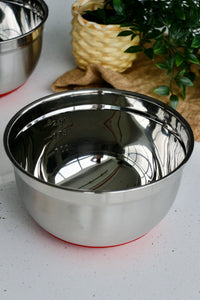 Mixing Bowl with Silicone Base (Large)