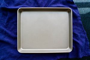 Nonstick Small Cookie Sheet (Gold)