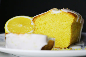 Tang You, Next | Lemon Drizzle Loaf Cakes (makes 2x loaves)