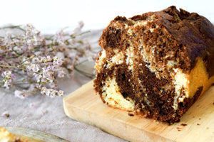 Mocha Marbled Loaf Cake Starter Kit