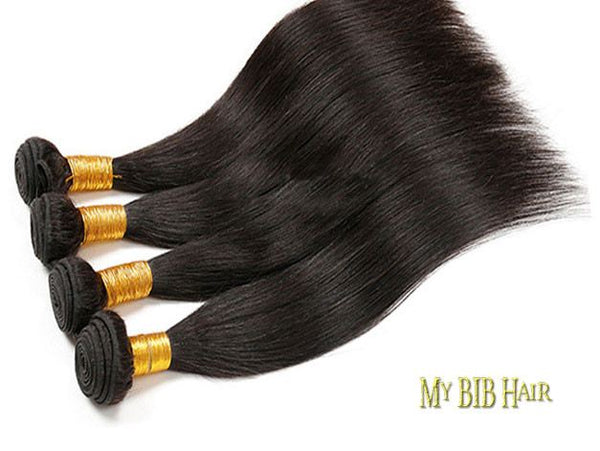 Malaysian Straight Hair Extensions - My BIB Hair Extensions