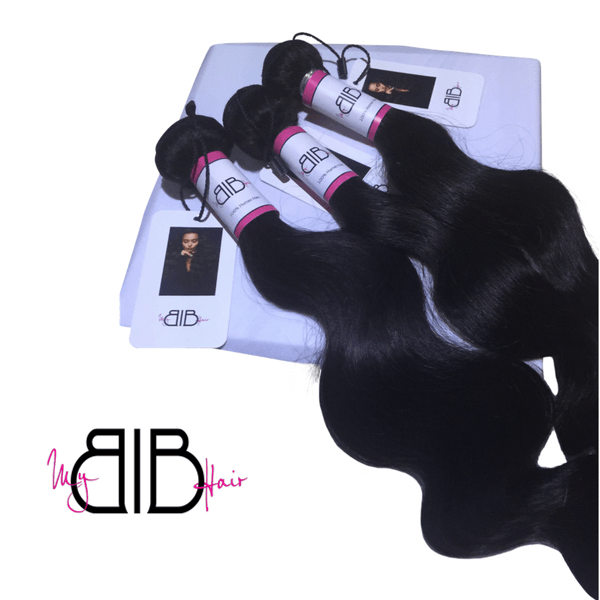 Brazilian Body Wave Hair Extensions - My BIB Hair Extensions