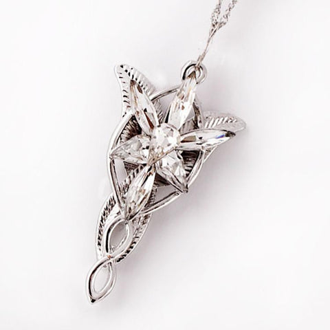 Lord Of The Rings Arwen Evenstar Pendant Necklace - Cheap Online Store - 1