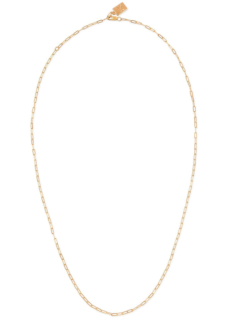 "Miranda Frye Alex Gold Chain 26""-28"" 