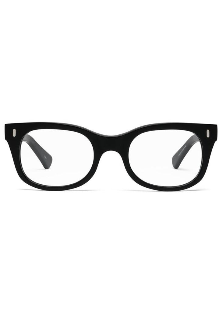 Caddis Bixby Readers in Black | Tula's Online Boutique