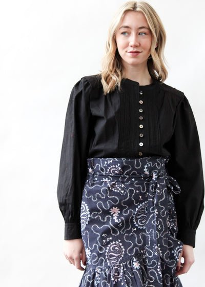 Isabel Marant Okina Top | Tula's Online Boutique