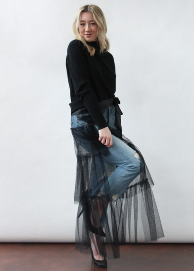 ELIZABETH Carrie Skirt Tulle | Tula's Online Boutique