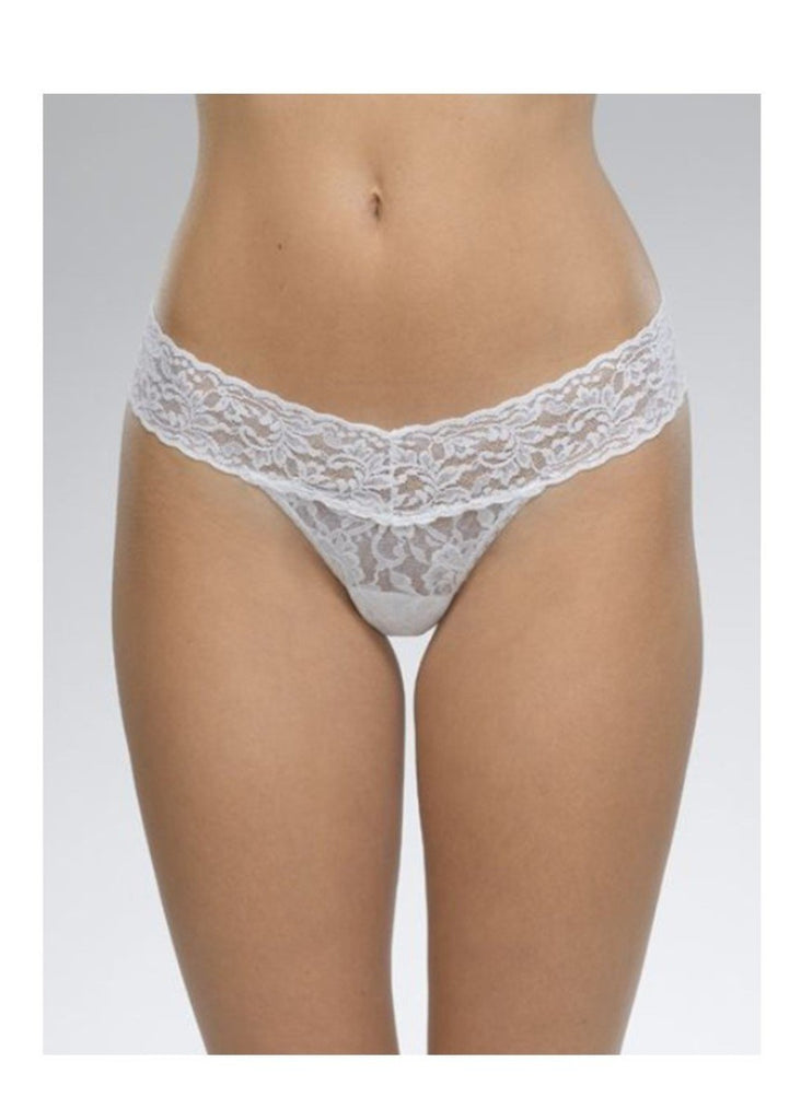 Hanky Panky Signature Lace Low Rise Thong | Tula's Online Boutique
