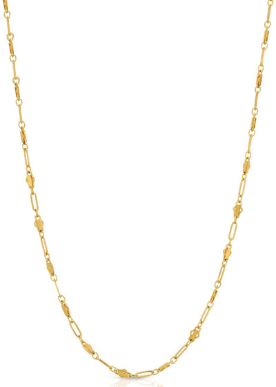 Miranda Frye Harlow GLD Chain | Tula's Online Boutique