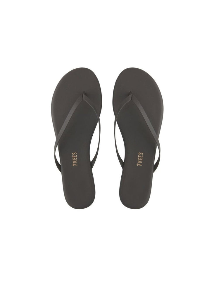 TKEES Solids- No. 37 in Black | Tula's Online Boutique