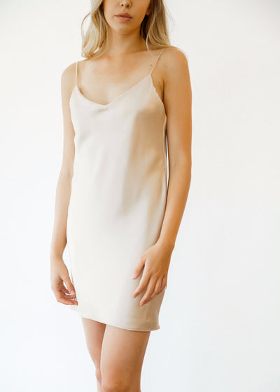 ELIZABETH Ashley Slip Dress