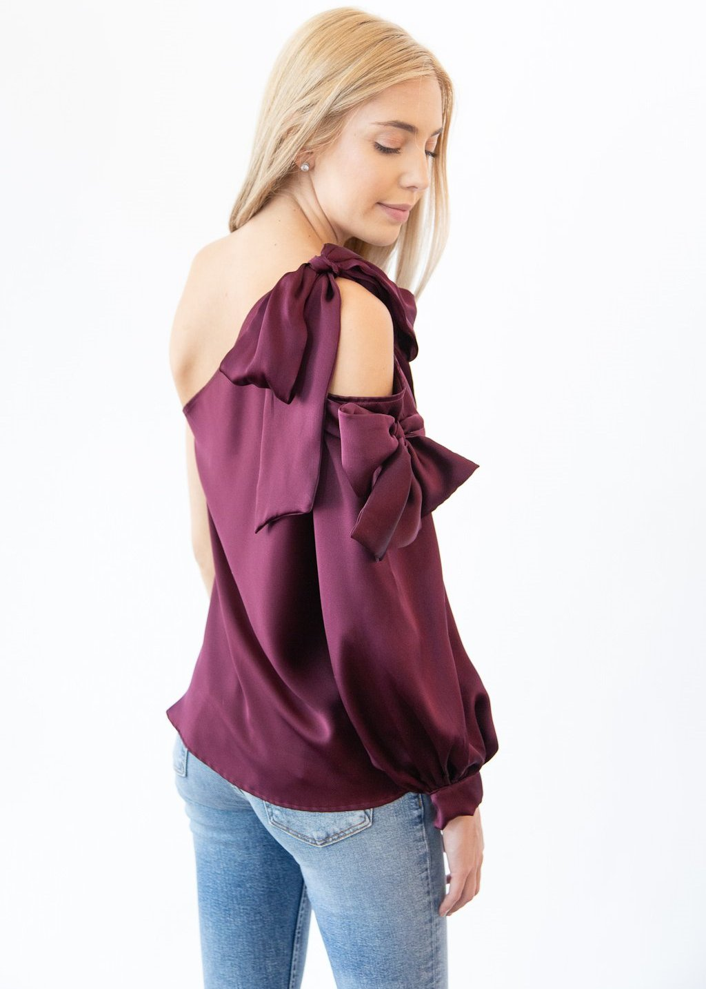 ELIZABETH One Shoulder Top - Shop Tula