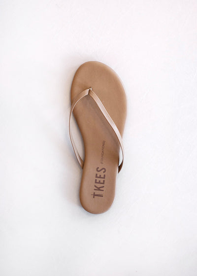 TKEES Flip Flop Foundations in Beach Bum - Tula Boutique