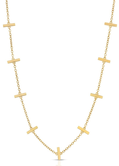 Miranda Frye's Arya Necklace | Tula's Online Boutique