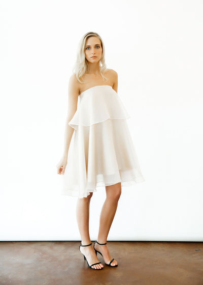 ELIZABETH Grace Tiered Dress