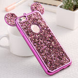 Blingy Mouse iPhone Cases