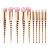 Magical Unicorn Brush Set (10 pcs)