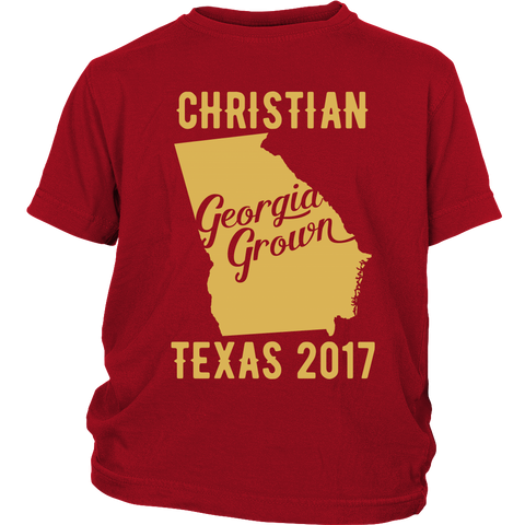 Georgia Grown - Christian