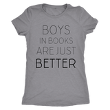 Boys in Books
