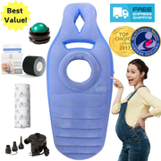 Cozy Bump Bundle, 2019 Model -- for Sleeping on Stomach While Pregnant