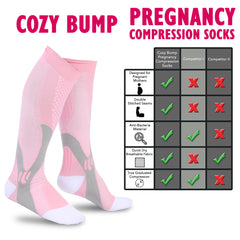 Pregnancy Compression Socks